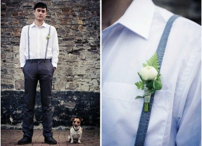 Образ жениха для ирландской свадьбы