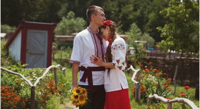 Красивые русские наряды для дресс-кода
