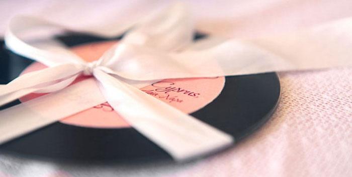 Свадебное звуковое послание
