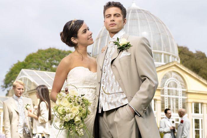 Айвори свадьба