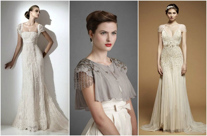 Элегантный образ невесты для свадьбы Оскар