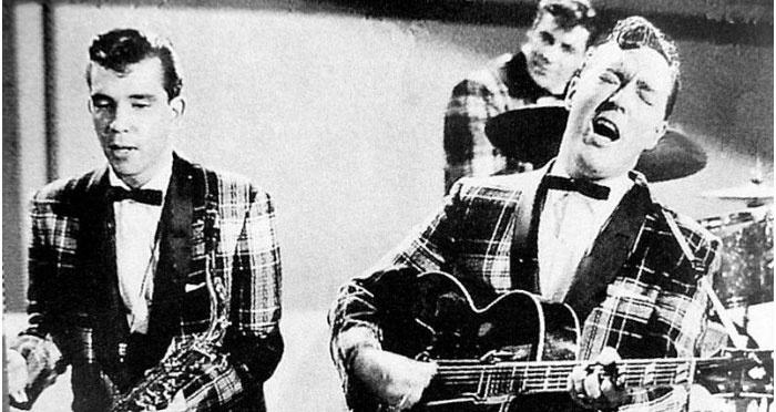 Первые исполнители рок-н-ролла
