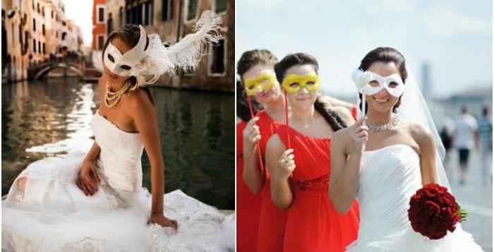 Образ венецианской невесты