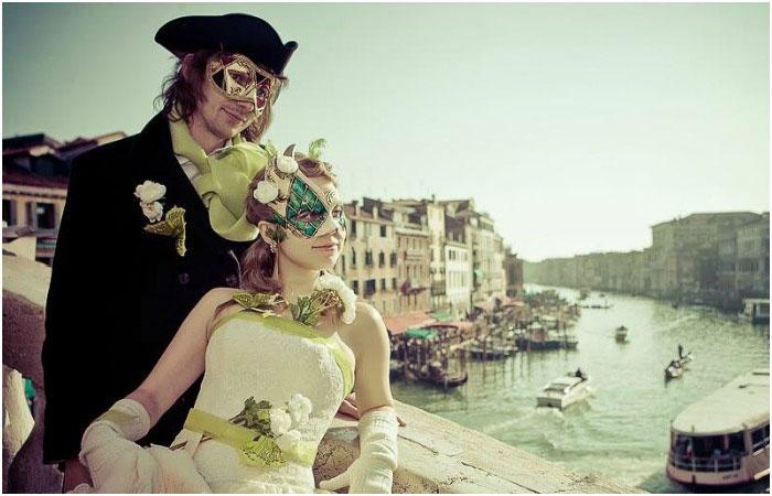 Образ венецианского жениха