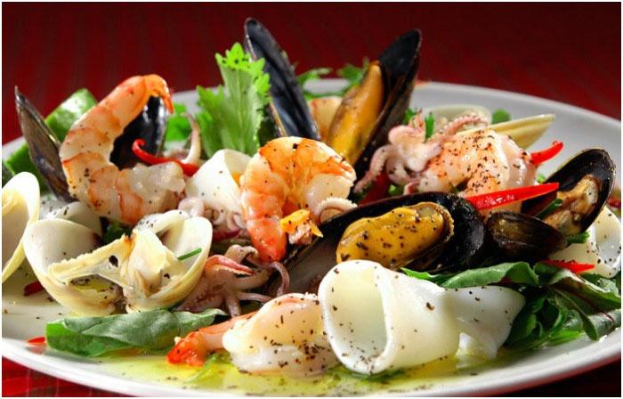 Легкая итальянская кухня