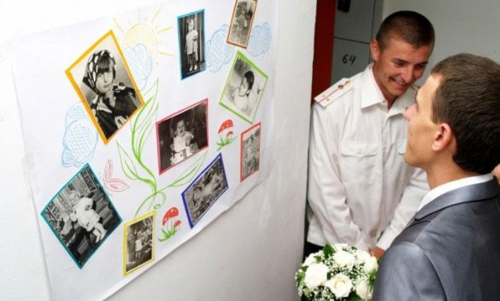 Фото невесты для конкурса выкупа