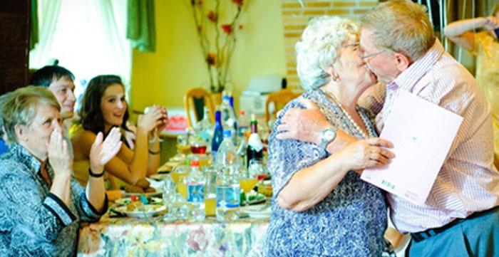 Кого пригласить на 50 лет свадьбы