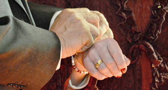 Подарки родителям на золотую свадьбу