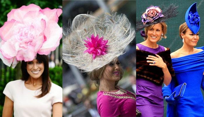 Шляпки – женский дресс-код для свадьбы