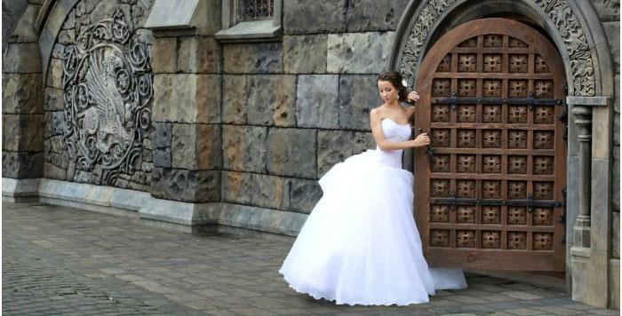 Замок – идеальное место проведения свадьбы