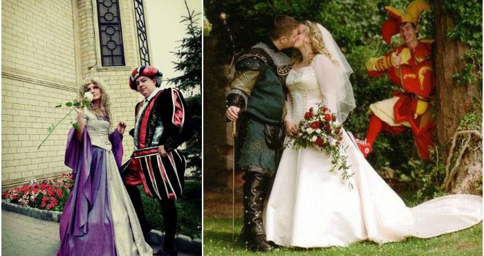 Великолепный образ средневекового жениха