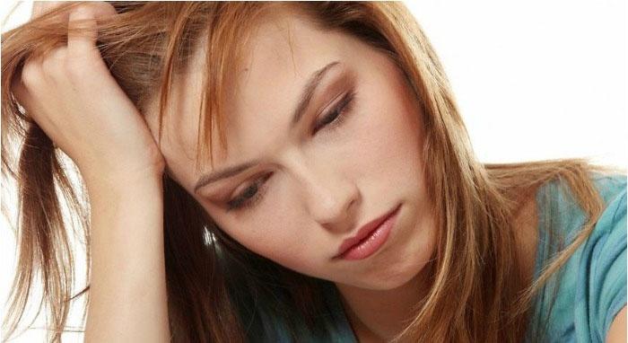 Стресс у женщины после измены мужчины