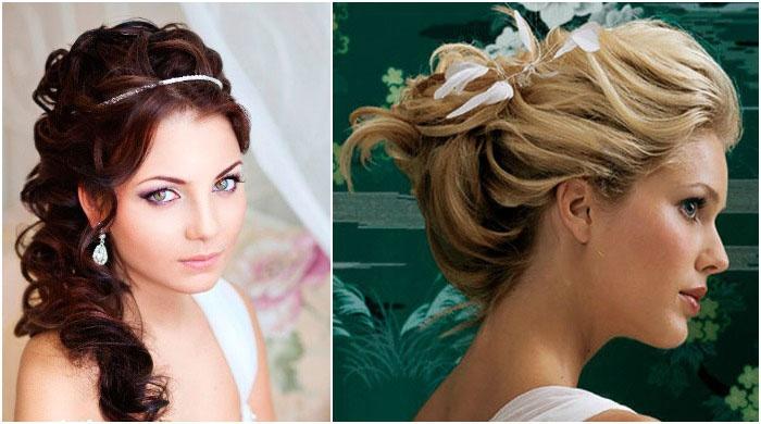 Прическа и макияж в стиле ампир