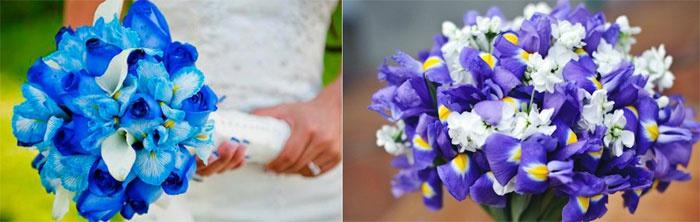 Великолепные цветы для свадебного букета