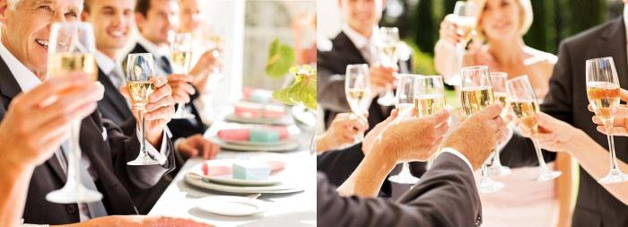 Поздравление со стеклянной свадьбой