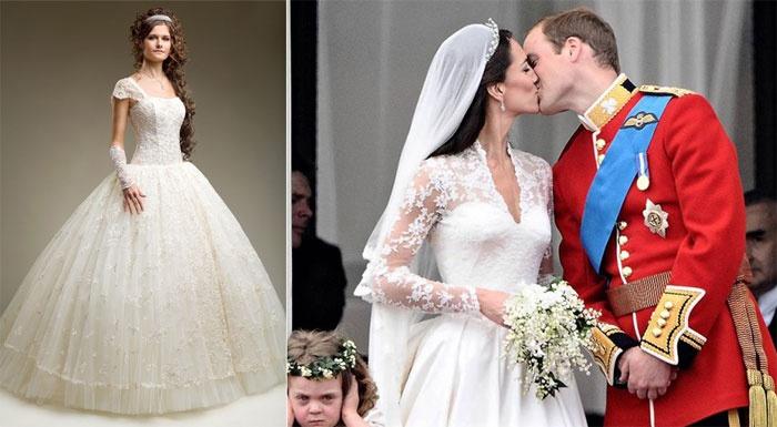 Королевский свадебный шик