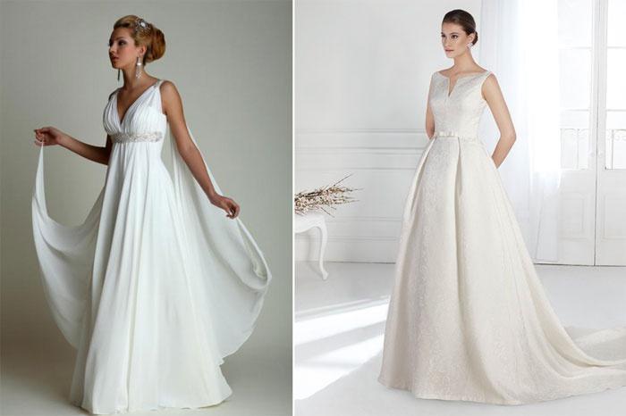 Подвенечный наряд невесты