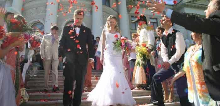 Свадьба товарища