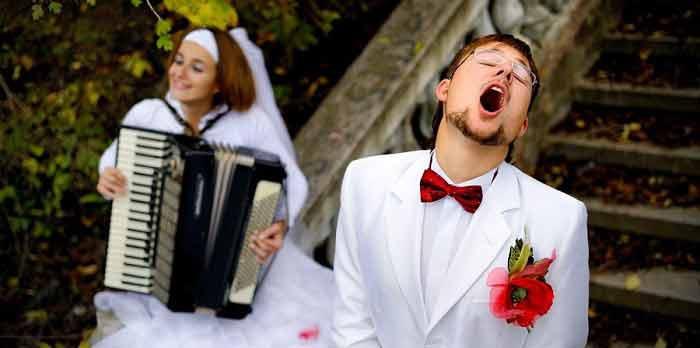 Песенный подарок на свадьбу