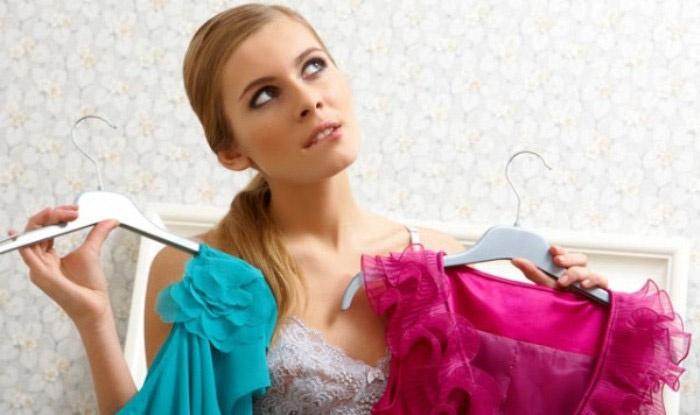 Нелегкий выбор платья на свадьбу подружки