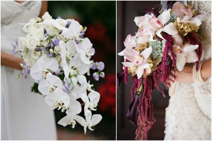 Цветов оптом, букет капля из орхидей своими руками