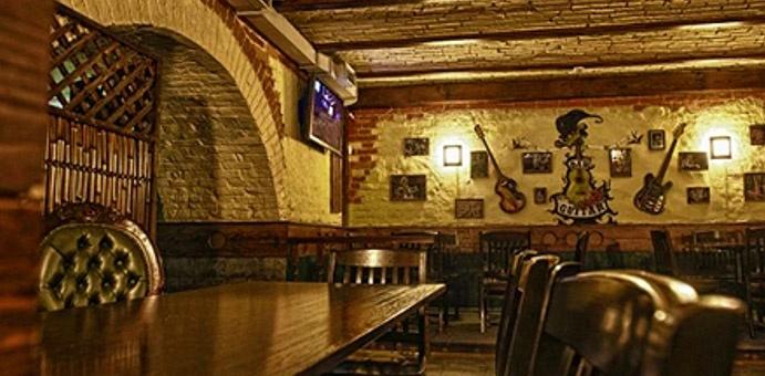 Ресторан в стилистике рок-н-ролла