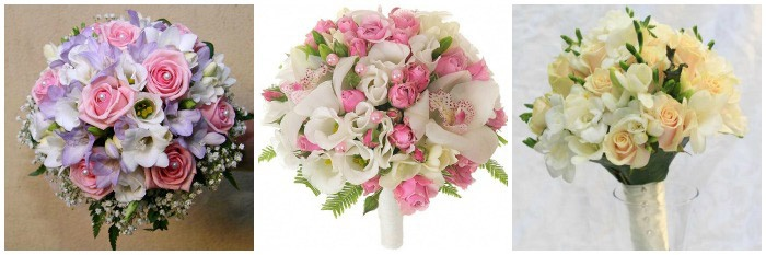 Букет невесты: атрибут свадебный