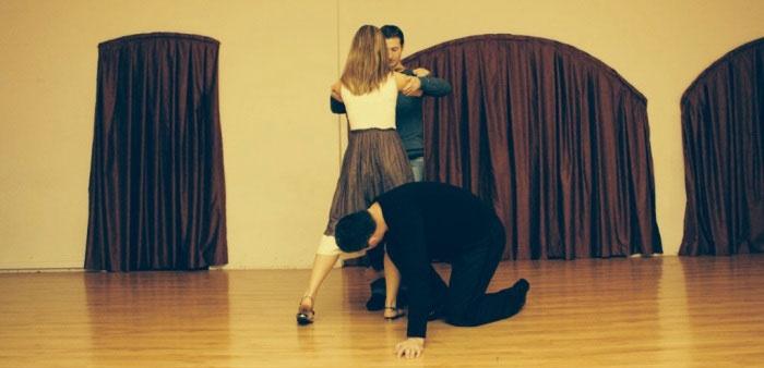 Свадебная постановка с хореографом