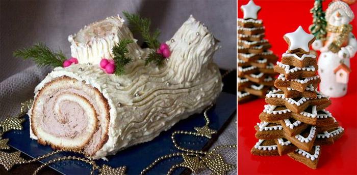 Свадебная рождественская выпечка