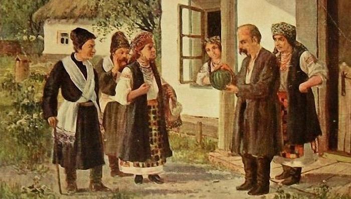 Отказ невесты по традициям Руси