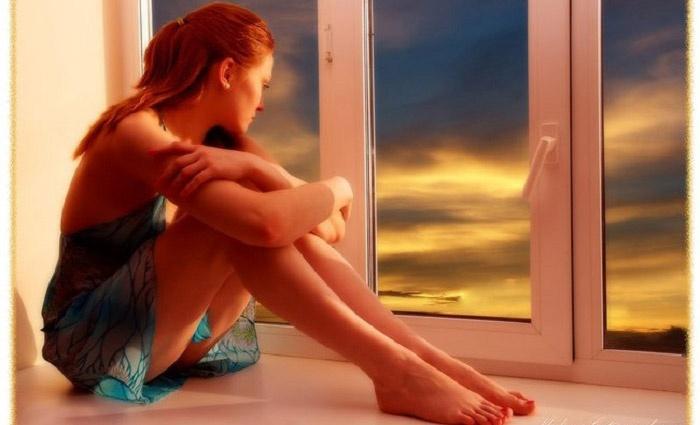 Причиной одиночества бывает тоска по одному человеку