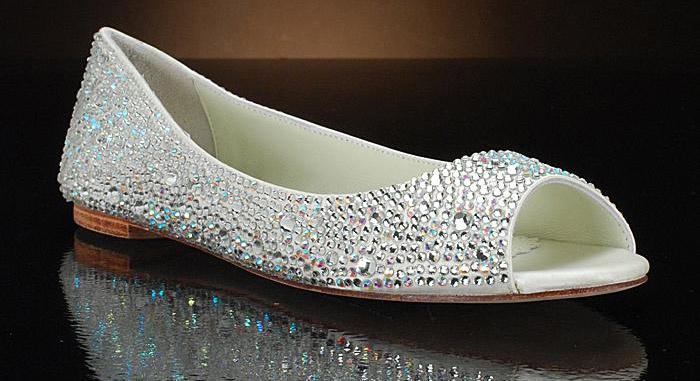 Как выбрать обувь для свадьбы