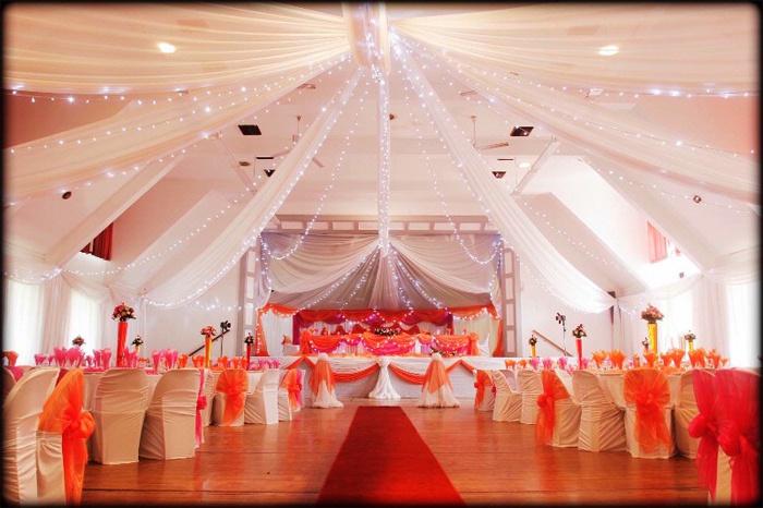 Банкетный зал. Как организовать свадьбу...
