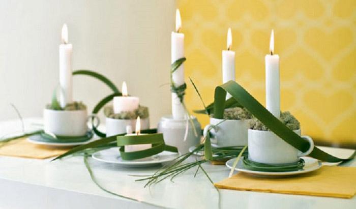 Травяной декор