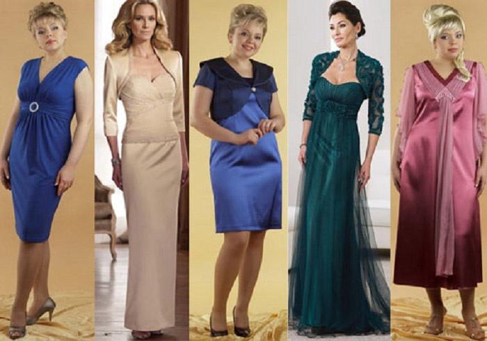 Рекомендуемые цвета платьев для мамы