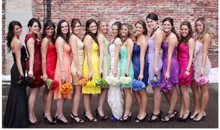 Летние свадебные наряды для гостей