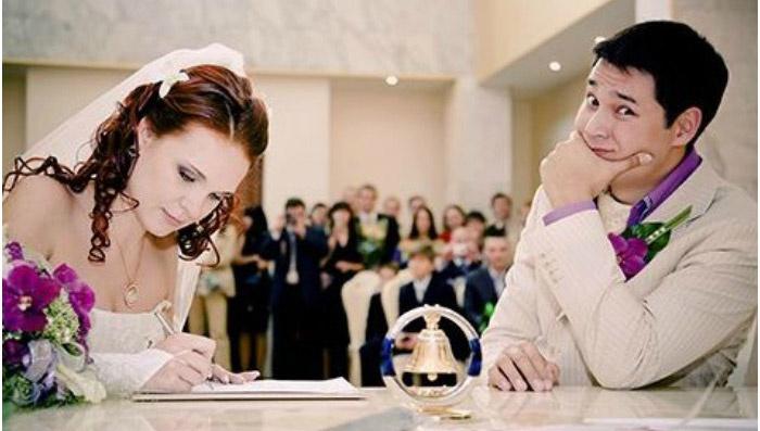 Подпись в регистрационной книге