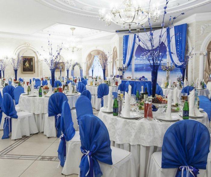 аксессуары для свадебного зала