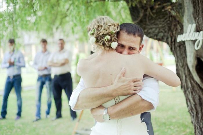 Отсутствие в свадебной программе выкупа освободит время