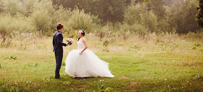 Романтическое свидание перед свадьбой – прекрасная альтернатива выкупу