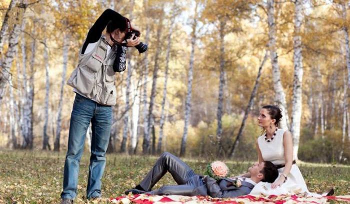 Креативность – одно из основных качеств современного фотографа