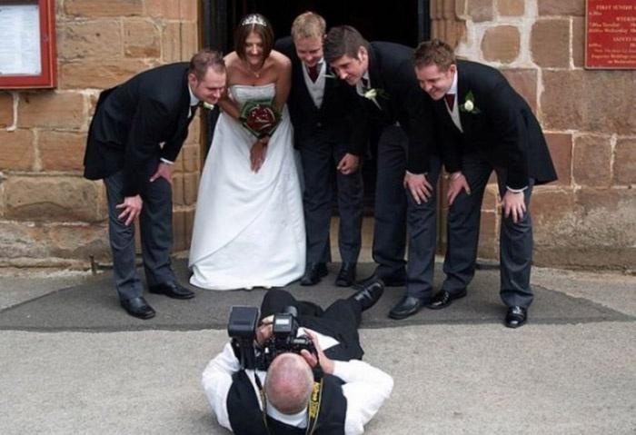 Свадебный фотограф должен быть приятным человеком