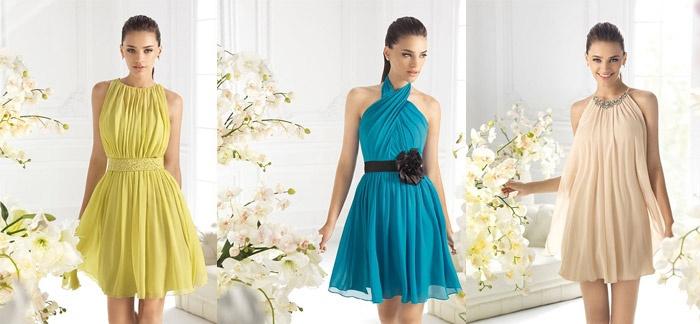 Выбор фасона платья зависит от особенностей фигуры