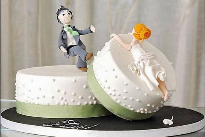 Оригинальные варианты свадебной выпечки