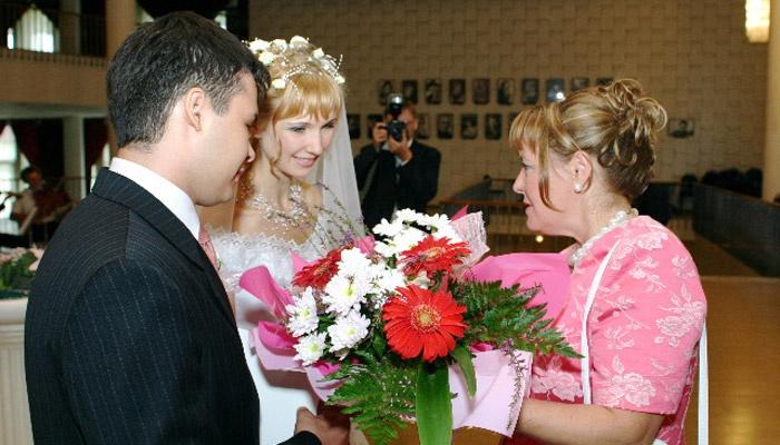 Поздравления невесты от матери фото 920