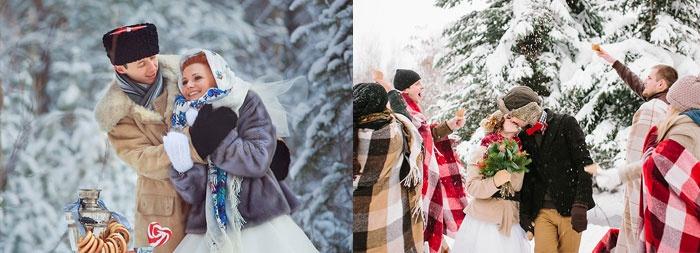 Как разнообразить свадебную прогулку молодых
