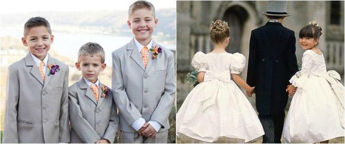 Красивая одежда для деток