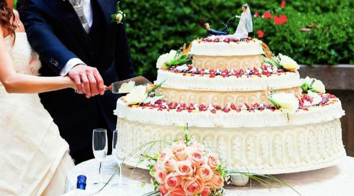 Какие бывают начинки для свадебной выпечки
