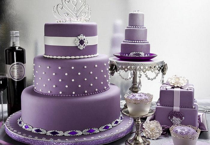 Лучшие начинки для свадебного десерта