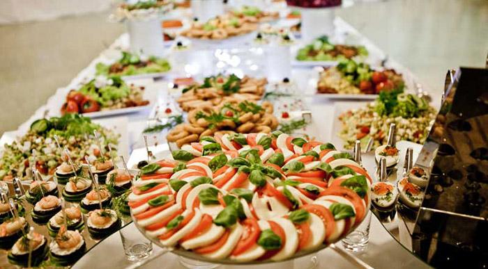 2 день свадьбы блюда своими руками #6